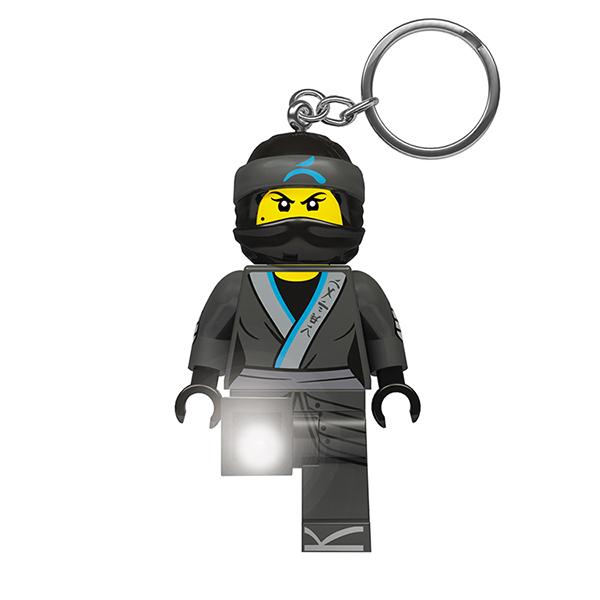 (週邊)樂高LEGO NINJAGO MOVIE 旋風忍者電影 妮雅 NYA LED燈 鑰匙圈