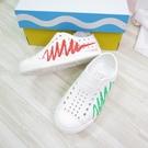 Native JEFFESON PRINT Crayola聯名款 中童鞋 131001011972【iSport愛運動】