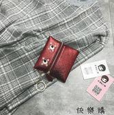 ins 錢包女短款學生韓版小巧零錢袋迷你可愛韓國多功能創意鑰匙包 探索先鋒