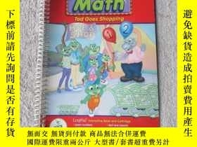二手書博民逛書店Leap罕見Start Pre Math: Tad Goes S