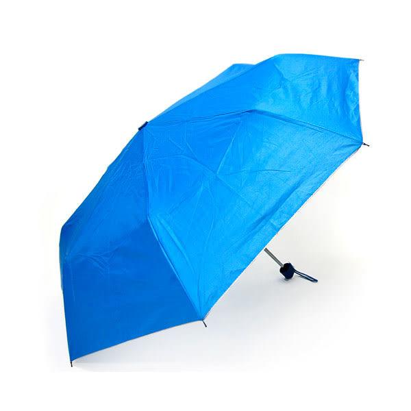 三折銀膠素色超迷你傘 2556 隨機出貨 20679《Belle倍莉小舖》