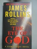 【書寶二手書T8/原文小說_JKC】The Eye of God: A Sigma Force Novel (Sigma