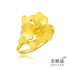 .9999純金、1.01±0.03錢 .期望戀情如花朵般美麗的綻放 .黃金保值