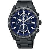 【人文行旅】SEIKO | 精工錶 SSC655P1 Criteria 太陽能 藍寶石水晶鏡面 計時碼錶
