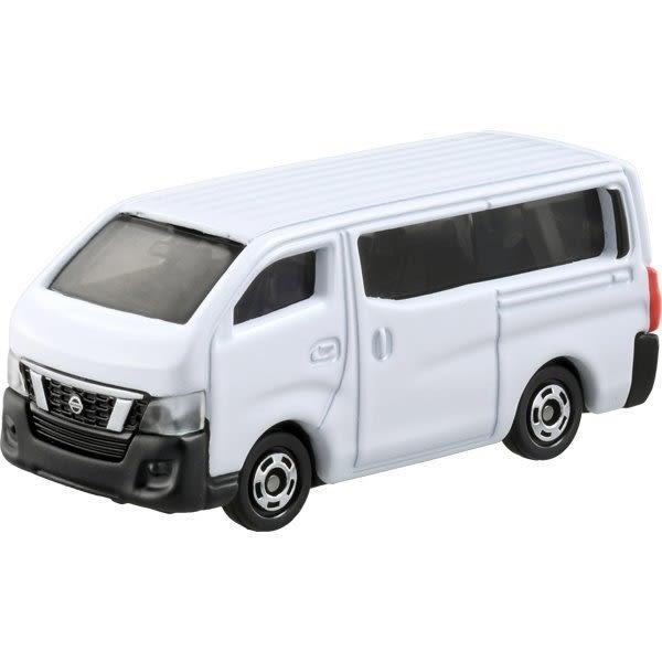 【 TOMICA火柴盒小汽車 】TM105 Nissan nv350 Caravan ╭★ JOYBUS玩具百貨