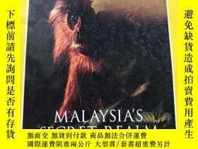 二手書博民逛書店罕見NATIONAL GEOGRAPHIC MALAYSIA SmM SECRET REALM 1997 8(美國
