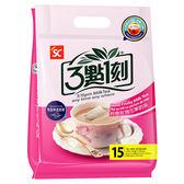 3點1刻玫瑰花果奶茶20gx15入【康是美】