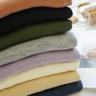 洋芋妹-素面基本彈性針織長袖上衣 8色【SB12776】