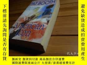 二手書博民逛書店AMERICAN罕見ICONY19865 PAT BOOTH K