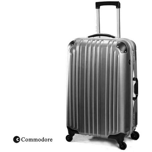 行李箱 Commodore 29吋 台灣製造 戰車 鋁框 旅行箱 霧面 9809