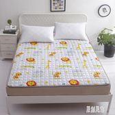 床墊全棉床褥褥子墊子保護墊軟墊墊被雙人四季通用家用防滑夏季 LR6911【原創風館】