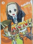 【書寶二手書T1/漫畫書_HDX】K-ON!輕音部(03)_虛羽