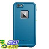 [網購退回拆封品現貨一個]  Lifeproof FRE Waterproof Case for iPhone 6/6s   (4.7-Inch Version)- Black _TB17