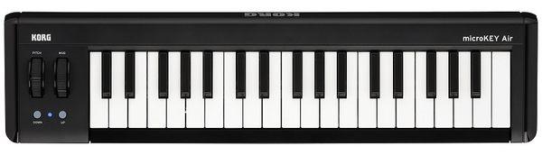 凱傑樂器 KORG MICROKEY 2 AIR 37 藍芽 傳輸 無線 MIDI控制 鍵盤 公司貨
