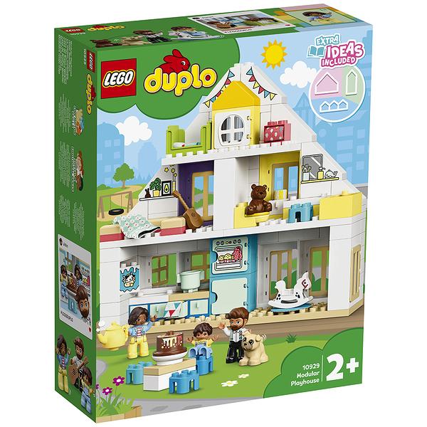 樂高積木 LEGO《 LT10929》Duplo 得寶系列 - 模組玩具屋 Modular Playhouse / JOYBUS玩具百貨
