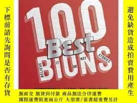 二手書博民逛書店Ripley s罕見Believe It or Not! 100 Best BionsY410016 Rip