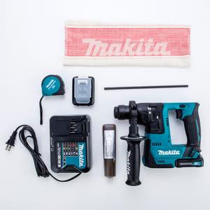 牧田 雙鋰電 MAX12V 充電式鎚鑽