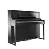 小叮噹的店 - ROLAND LX-706 88鍵 高階 直立式 數位鋼琴 電鋼琴 烤漆黑