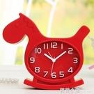 鬧鐘 邁爾靜音鬧鐘創意學生卡通兒童小鬧鐘表懶人臥室床頭電子時鐘座鐘 3C優購