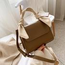 手提包 高級質感女包包2020新款潮韓版時尚洋氣單肩復古斜背包/側背包女百搭ins