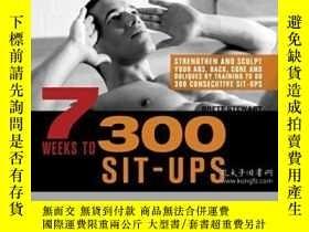 二手書博民逛書店7罕見Weeks To 300 Sit-upsY255562 Brett Stewart Ulysses Pr