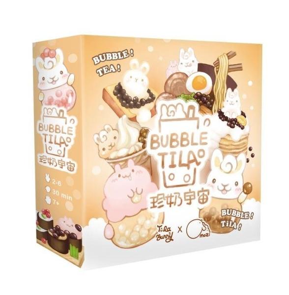 『高雄龐奇桌遊』 珍奶宇宙 緹拉兔 BUBBLE TI LA 繁體中文版 正版桌上遊戲專賣店