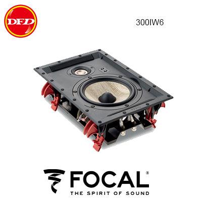 法國 FOCAL 300 IW6 崁入式喇叭