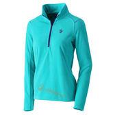 Wildland 荒野 0A32501-65湖水藍 女 遠紅外線PILE保暖上衣