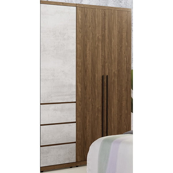 衣櫃 衣櫥 QW-101-56 緹諾4.1尺衣櫃【大眾家居舘】