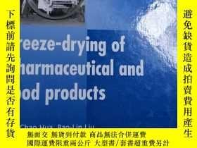 二手書博民逛書店Free-drying罕見of pharmaceutical a