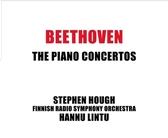 【停看聽音響唱片】【CD】貝多芬:鋼琴協奏曲全集 史帝芬.賀夫 鋼琴 漢努.林圖 指揮