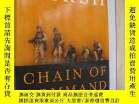 二手書博民逛書店Chain罕見Of Command: The Road from