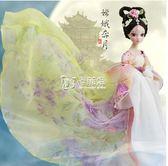 聖誕節洋娃娃 娃娃套裝洋娃娃可兒娃娃中國神話9082新嫦娥仙子女孩YYP 卡菲婭