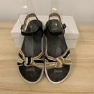 新款厚底休閒涼鞋百搭羅馬涼鞋(37號/7...