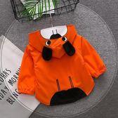 秋季外套-寶寶洋氣外套0-1一3歲男小童春秋韓版兒童薄風衣嬰兒新款秋裝 依夏嚴選