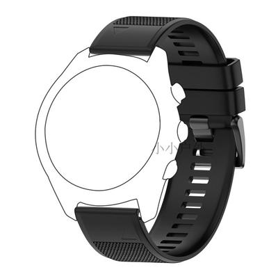 【鼎立資訊】Garmin佳明Approach S60戶外GPS高爾夫運動健身手錶錶帶配件 嘎米替換錶帶