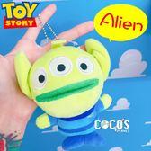 日本 迪士尼 玩具總動員 三眼怪 鑰匙圈 掛飾 吊飾 A款 COCOS DD050