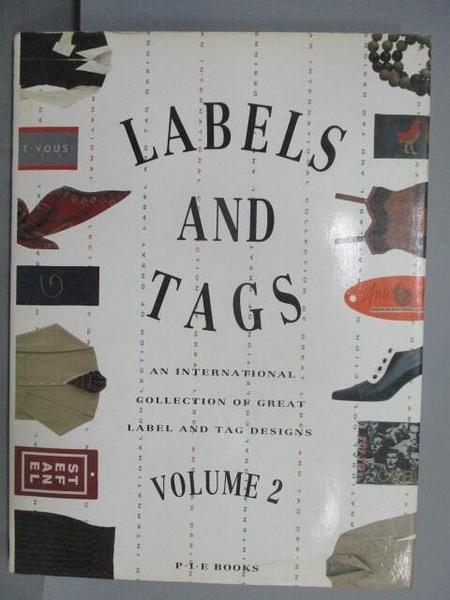 【書寶二手書T8/收藏_FJZ】Labels and Bags_Vol.2