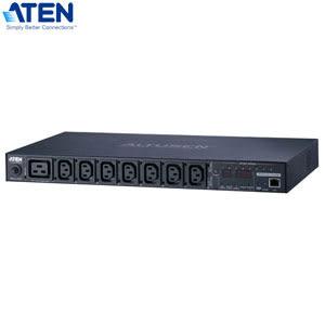 ATEN 智慧型節能感測電源分配器 (100-240V) PE6208B