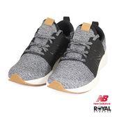 New Balance 新竹皇家 CRUZ 灰黑色 織布 套入式 運動鞋 男款 NO.B0241