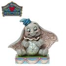 【正版授權】Enesco 小飛象 坐姿塑像 公仔 塑像 精品雕塑 Dumbo 迪士尼 Disney - 751834