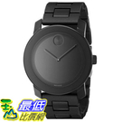 [美國直購] Movado Mens 3600047 Bold Black Stainless Steel Bracelet Watch 男士手錶