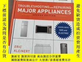 二手書博民逛書店Troubleshooting罕見and Repairing Major Appliances SECOND ED