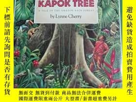 二手書博民逛書店The罕見Great Kapok Tree: A Tale of