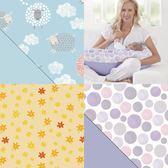 德國 Theraline 舒適型妊娠及育嬰枕頭(專用枕頭套) 190公分新款(快樂小羊/小黃花/粉紫水點)