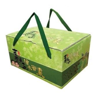 產銷履歷檜木蜜棗23-25粒5斤/盒(12/25開始出貨)