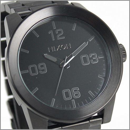 【萬年鐘錶】NIXON 加州 The Corporal NXA346001