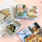 卡包-卡套卡包動漫二次元航海王大容量小學生飯卡公交卡卡片卡包卡套名片冊 花間公主