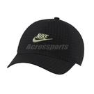 Nike 帽子 Kids Heritage86 Cap 黑 綠 男女款 老帽 棒球帽 兒童款 【ACS】 DC4049-010