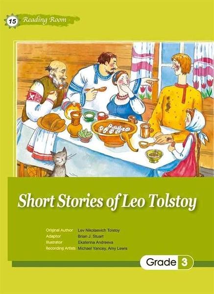 (二手書)Short Stories of Leo Tolstoy (25K)